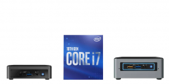 Intel CPUs in Aktion bei digitec