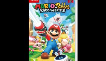 Mario + Rabbids Kingdom Battle für Switch