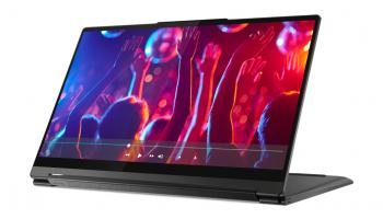 Yoga 9i 14 – Shadow Black Leather (i7-1185G7, FHD, 16GB Ram, 512 GB SSD)