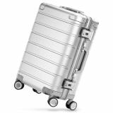 Xiaomi Luggage Metal Suitcase, Handgepäck silver