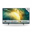Sony KD-65X7055 4K-Fernseher mit Triluminos-Display bei microspot