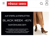 Vögele Shoes: 40% Rabatt auf Stiefeletten und Stiefel