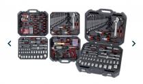 Kraftwerk Werkzeugkoffer mit 241 Teilen aus der Junior Line