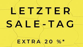 Scotch & Soda letzter Tag +20% Rabatt