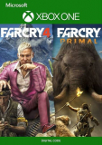 [VPN UK] Far Cry 4 + Far Cry Primal für Xbox One bei cdkeys