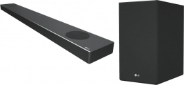 LG DSN9YG Soundbar + Soundwoofer (520 W, Schwarz) mit 15% Rabatt