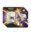 Pokémon Shining Fates V Tin Boxen