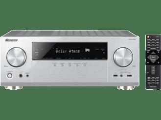 Home Cinema Receiver PIONEER VSX-LX302, Silber bei MediaMarkt für 627.- CHF