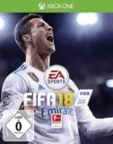 FIFA 18 für Xbox One zum Bestpreis von CHF 34.95