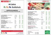 44 Jahre Fifafo: Verschiedene Angebote [Lokal/Buttisholz]