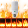 Flammen-Glühbirne für knapp CHF 7.- inkl. Lieferung