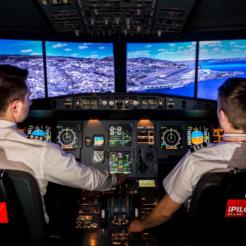 35% Rabatt bei iPilot Flugsimulator in Zürich