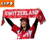 LIPO – 100 Franken Geschenkt mit dem Fan-Trikot der Schweiz!