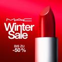 SALE im Mac Cosmetics Onlineshop – kumulierbar mit 10% Willkommensrabatt