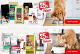 Nur heute: 25% auf Trockenfutter-Grosssäcke für Hunde und Katzen bei Fressnapf