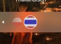 Thai Lernen – mit Lengo kostenlos (Android/iOS)