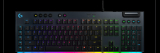Logitech G815 RGB Tastatur bei digitec
