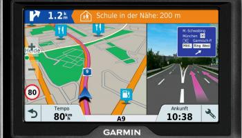 Navigationsgerät Garmin Drive™ 51 LMT-S EU bei melectronics zum Bestpreis