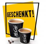 Heute: Gratis Kaffee oder Espresso bei McDonalds