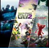 (PSN Store) EA Family-Bundle: Need For Speed + Plants vs Zombies GW2 + Unravel für CHF 6.- / CHF 4.20 mit PS+