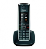 Gigaset C530 Funktelefon (schwarz) bei Interdiscount zum Bestpreis von CHF 9.95