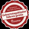 Bergbahnen Meiringen-Hasliberg: Gratis Geburtstags-Fahrt