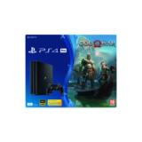 Sony Playstation 4 Pro 1 TB Jet Black inkl. God of War