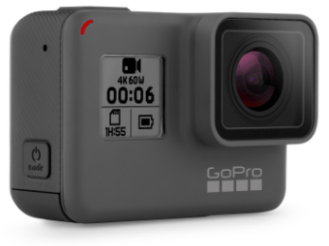 GOPRO Hero 6 Black bei Interdiscount