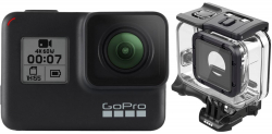 GoPro Hero 7 Black + GoPro Super Suit bei melectronics