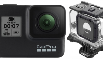 GoPro Hero 7 Black + GoPro Super Suit bei melectronics
