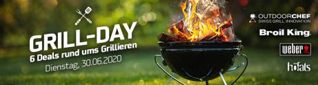 Grill-Day bei Heiniger
