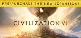 Sid Meier's Civilization VI gratis auf Steam spielen bis am 14. Februar