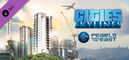Cities: Skylines – Pearls From the East gratis als DLC