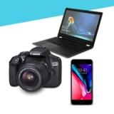 Nur heute: 15% auf ausgewählte Elektronikprodukte bei siroop, z.B. GoPro Actioncam HERO5 für CHF 296.65 statt CHF 349.-