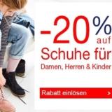 20% auf Schuhe bei Quelle, z.B. Marco Tozzi Stiefel für CHF 75.92 statt CHF 94.90