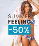 50% Rabatt auf Bade- und Strandmode bei Jelmoli