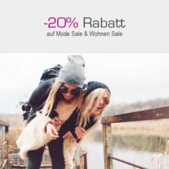20% zusätzlich auf Mode & Wohnen im Sale bei Jelmoli, z.B. Dekoschal im 2er-Set von Heine Home für CHF 19.92 statt CHF 44.90