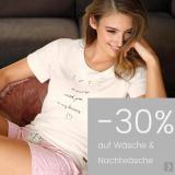 30% auf Wäsche und Nachtwäsche bei Ackermann, z.B. Bench Sweater für CHF 27.93 statt CHF 39.90