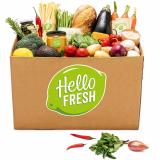 HelloFresh: 70 CHF Rabatt auf die erste 3 Boxen (Nur Neukunden)