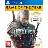The Witcher 3: Wild Hunt – Game of the Year Edition (PS4) für 17.90CHF (PSN Store)