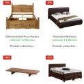 Betten-Sale bei home24 mit bis zu 50% Rabatt