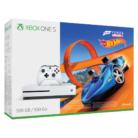 Hammer Xbox One S 500GB mit Forza Horizon 3 und Hot Wheels bei microspot