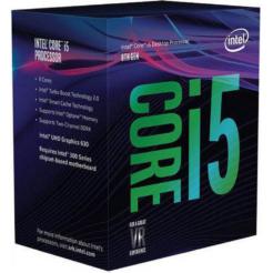 INTEL Core i5-8600K 3.6 GHz Prozessor bei microspot