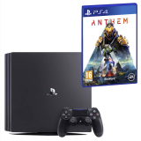 PS4 Pro + Anthem bei microspot / PS4 Slim 500GB bei Interdiscount