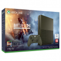 Hammer Xbox One S 1TB mit Battlefield 1 oder Halo 2 bei microspot