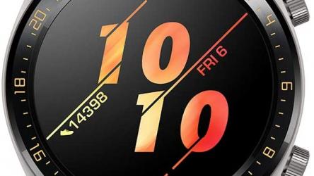 Huawei Watch GT Active Edition 46mm Orange bei amazon.de