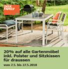 20% auf alle Gartenmöbel bei IKEA