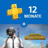 [PS4] PUBG + 12 Monate PS Plus @Playstation Store