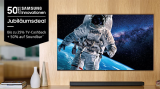 SAMSUNG TV & Soundbar Double Cashback Promotion