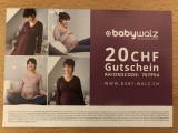 BabyWalz CHF 20.- ab 79.-